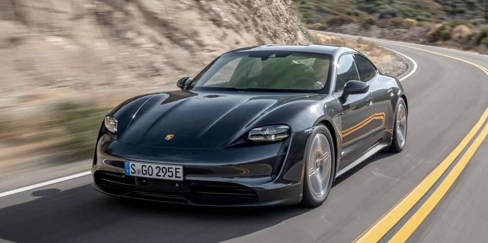 Porsche Taycan hiện bán rất chạy trên thị trường thế giới