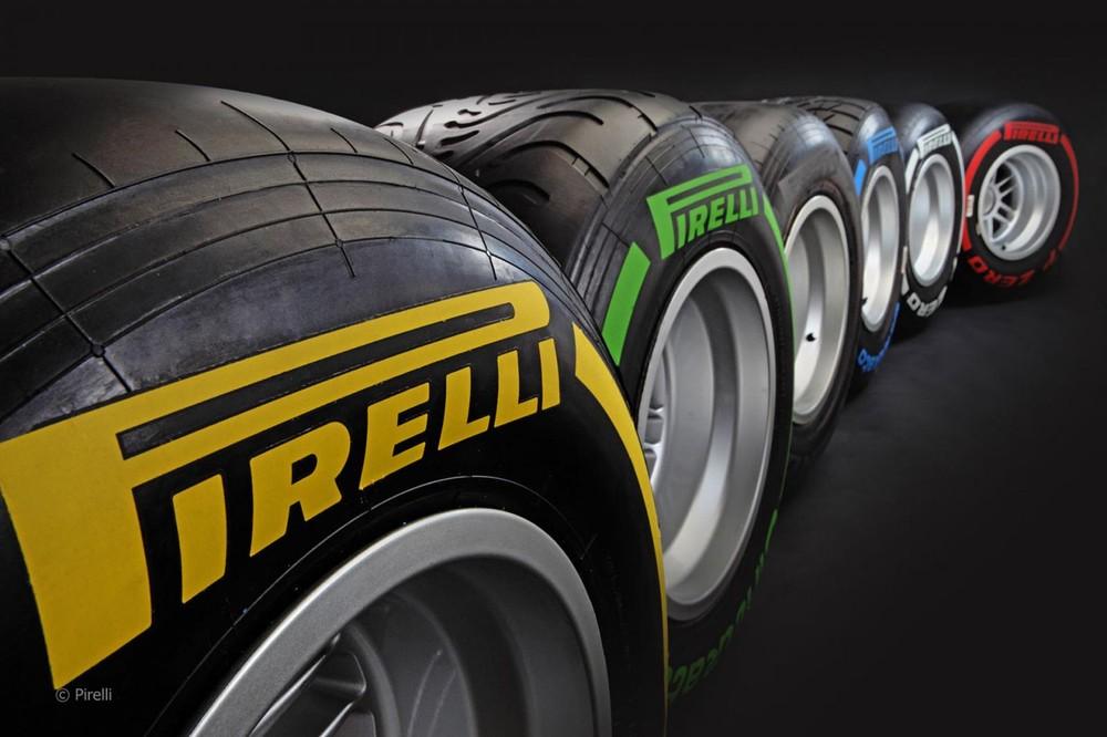 Pirelli là dòng lốp xe cao cấp đến từ Ý.