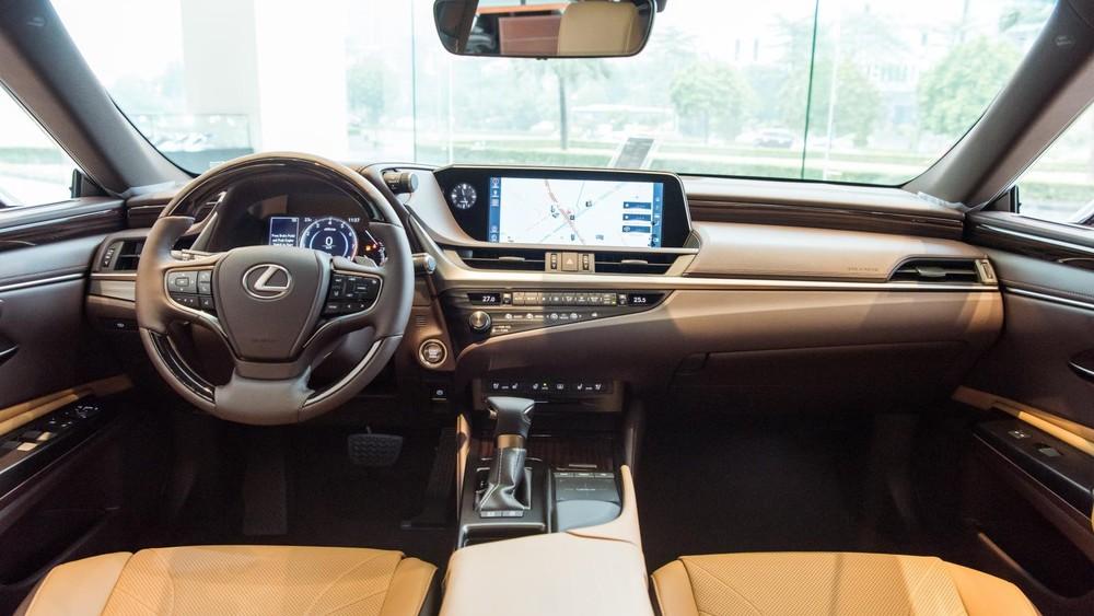 Nội thất của Lexus ES