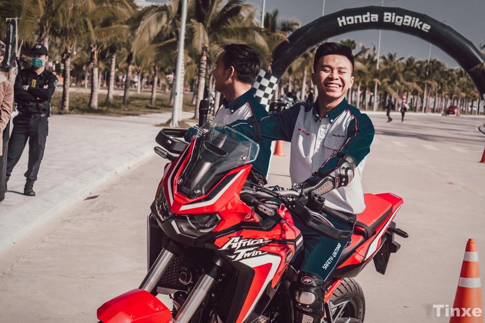 Honda Africa Twin 1100 2020 chính thức xuất hiện tại sự kiện Honda Biker Day 2020