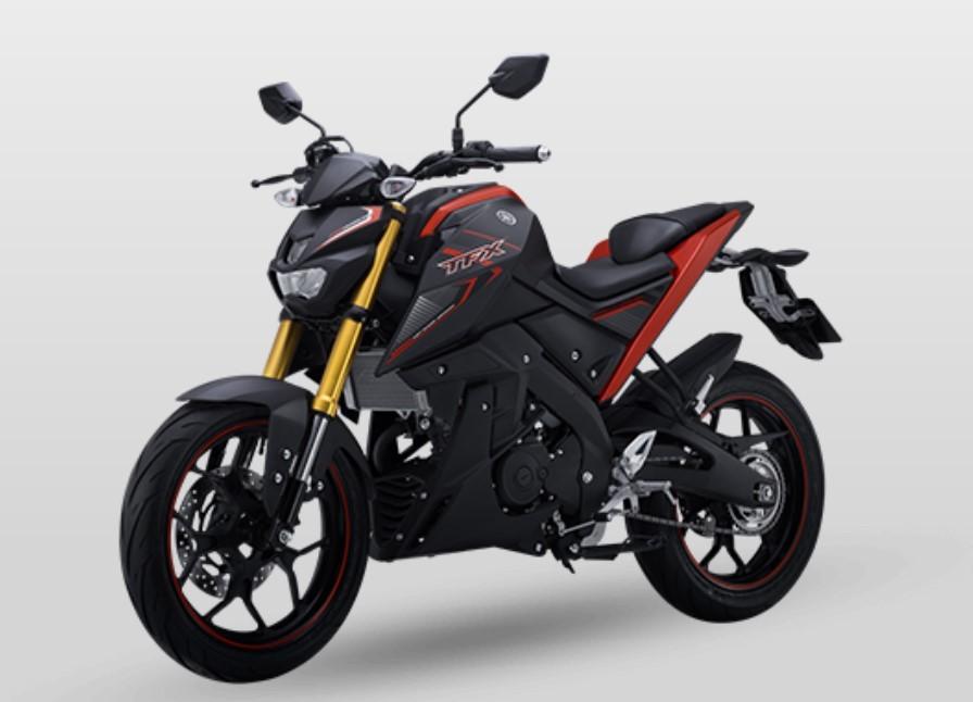 Màu sắc tùy chọn của Yamaha TFX 150