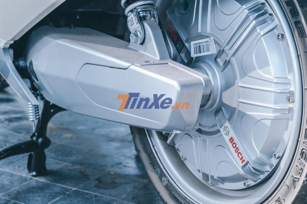 VinFast Klara được trang bị động cơ điện có khảvận hành với 2 chế độ lái ECO và Sport