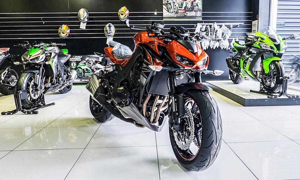 Giá xe Kawasaki Z1000