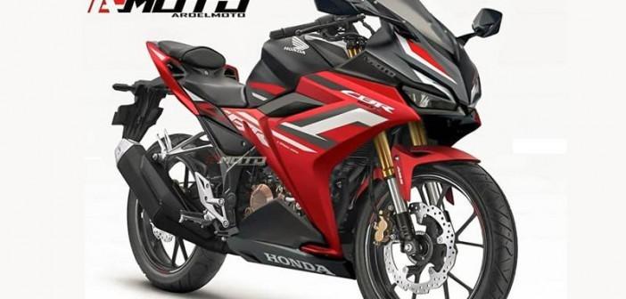 Hình ảnh dự đoán Honda CBR150R 2021