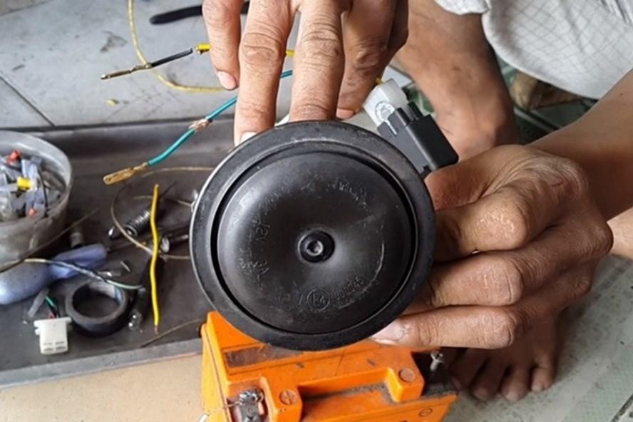 Sửa chữa còi xe ô tô tại nhà