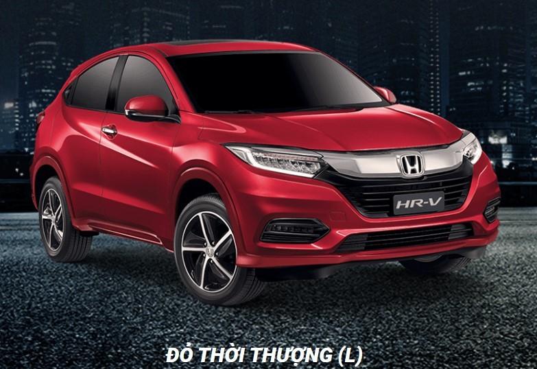 Honda HR-V màu đỏ