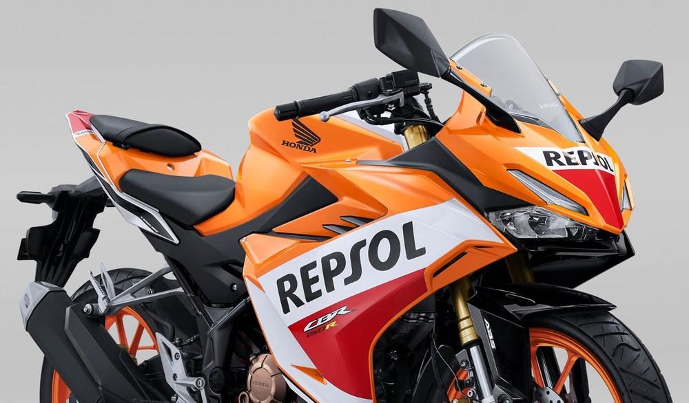 Honda CBR150R 2021 có giá bán tại Indonesia từ 58 đến 66 triệu đồng