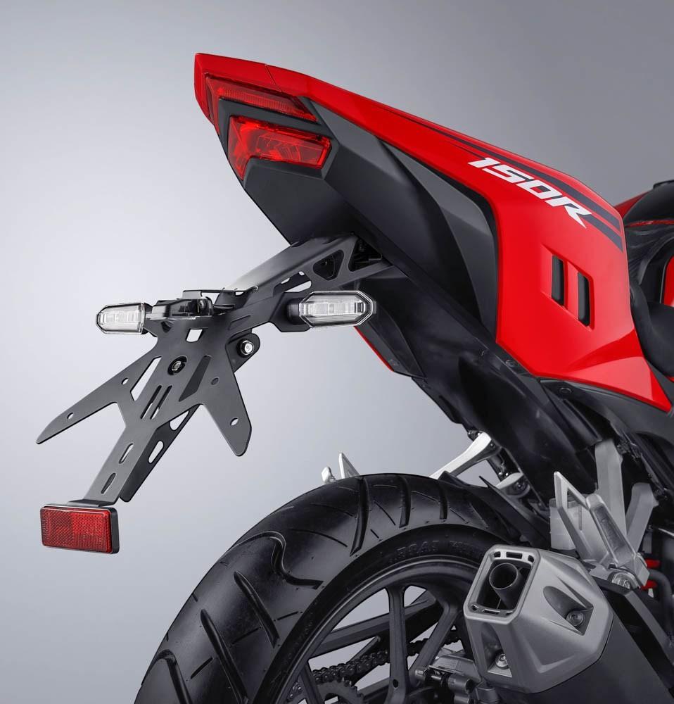 Dàn đuôi độ trên Honda CBR150R 2021