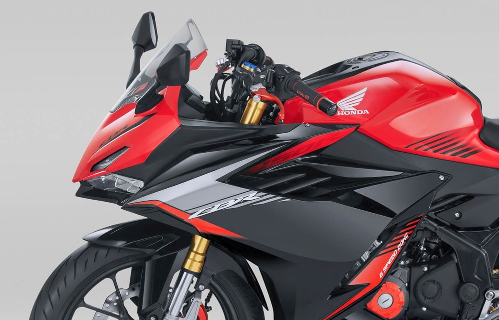 Bộ cánh gió mới được lấy cảm hứng từ Honda CBR1000RR-R