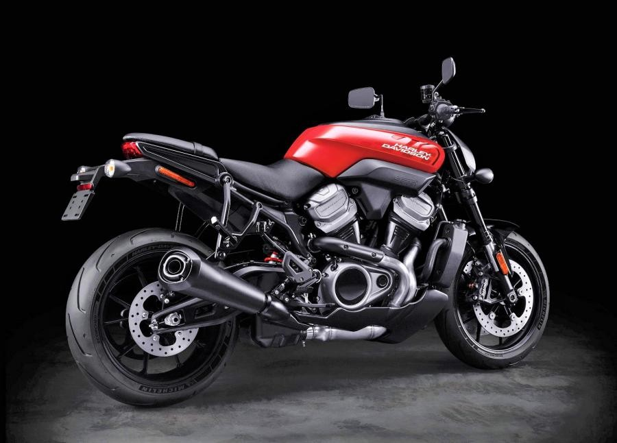 Mẫu xe từng bị loại bỏ trước đây của Harley-Davidson mang tên Bronx