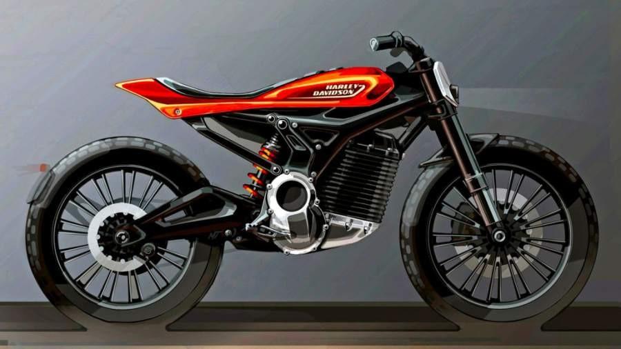 Mẫu xe concept mô tô điện biến mất khỏi Website của Harley-Davidson