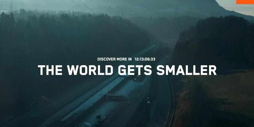 Hình ảnh từ trang chủ của KTM hé lộ về mẫu xe mới sắp ra mắt
