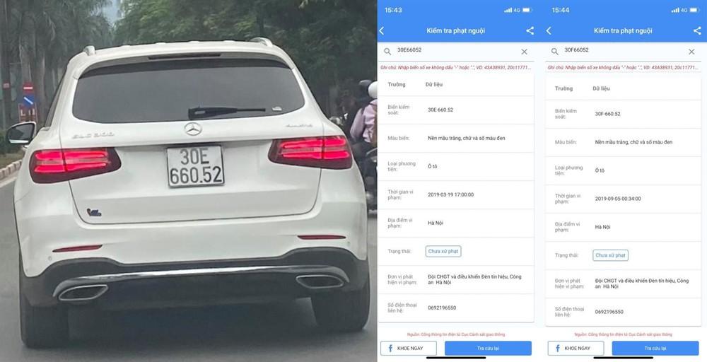 Một chiếc xe sử dụng kim thiền thoát xác gây ra án oan cho một chiếc xe khác.
