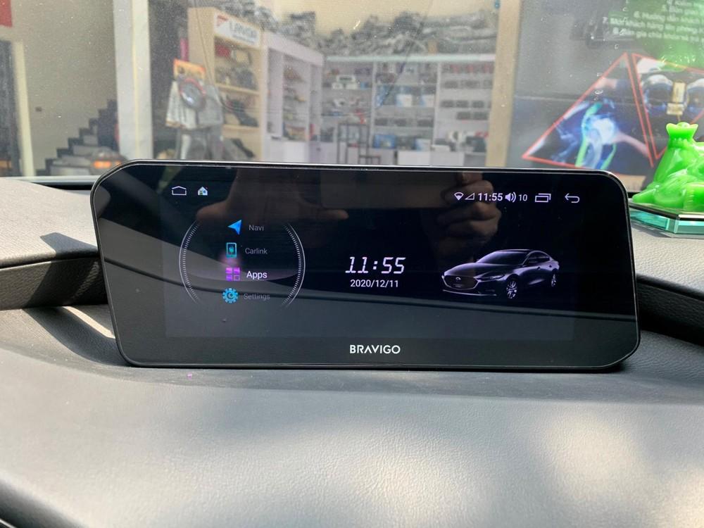 Bravigo Mazda3 2020 – phiên bản được thiết kế dành riêng cho dòng xe này.
