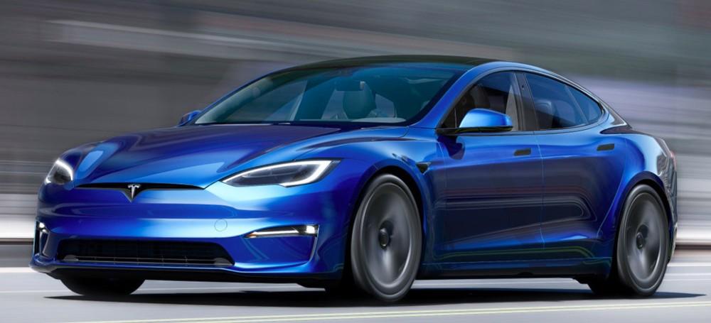 Tesla Model S 2021 ra mắt