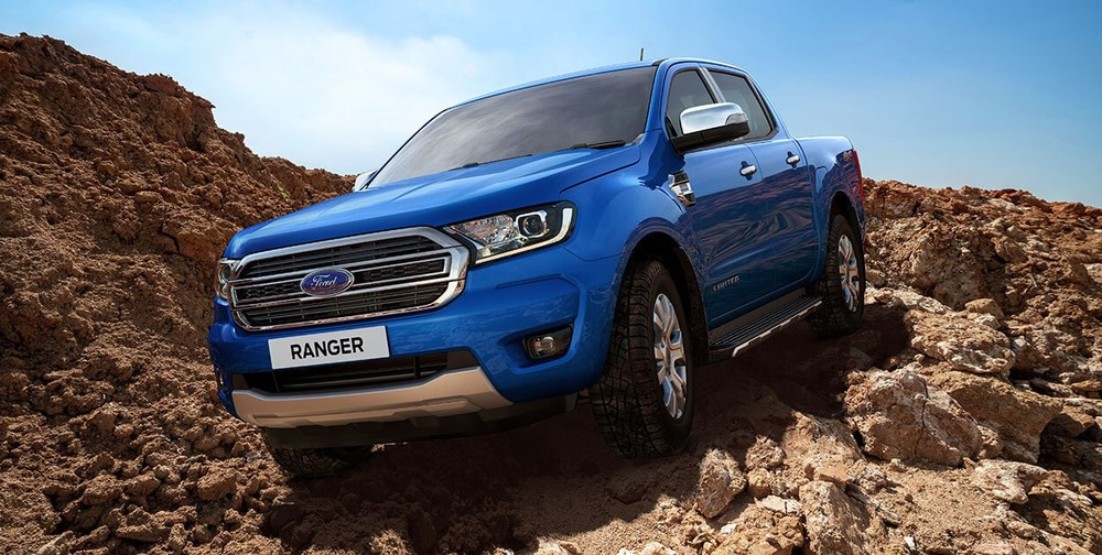 Ford Ranger phiên bản Limited.
