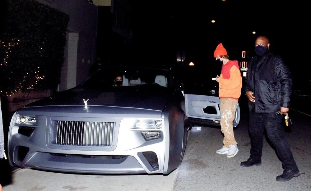 Chiếc Rolls-Royce lạ của Justin Bieber trở thành tâm điểm chú ý