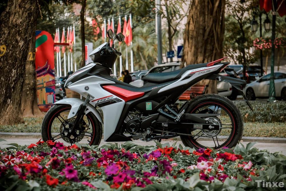 Yamaha Exciter 155 VVA 2021