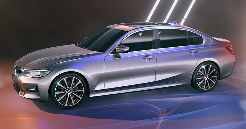 BMW 3-Series Gran Limousine 2021 sắp ra mắt Thái Lan trong tháng này