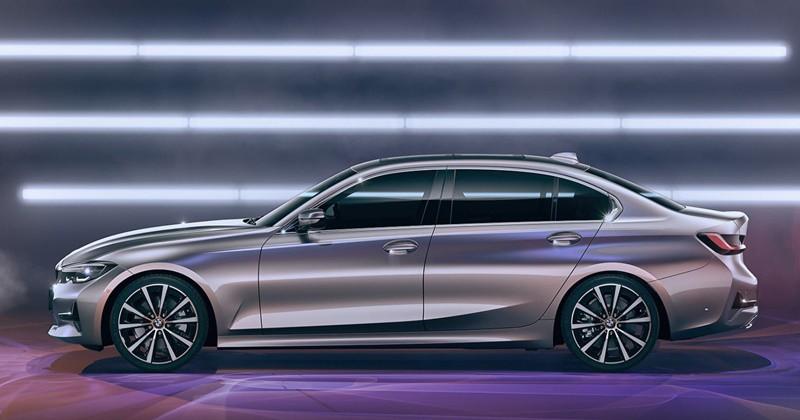 BMW 3-Series Gran Limousine 2021 dài hơn 110 mm so với bản thường