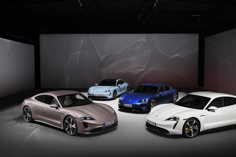 Porsche Taycan thêm phiên bản với pin hiệu suất cao mang đến trải nghiệm mới cho người dùng.