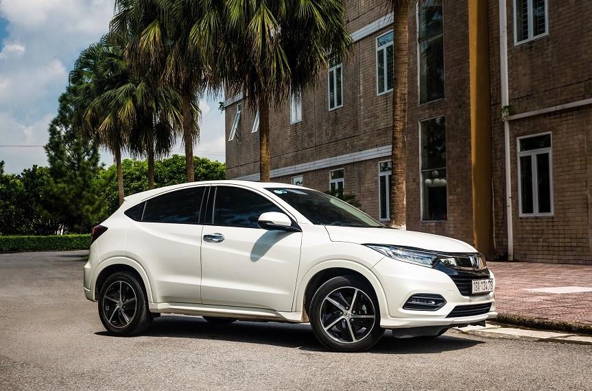 Honda HR-V thích hợp với đối tượng khách hàng trungtuổi, đãcó gia đình.