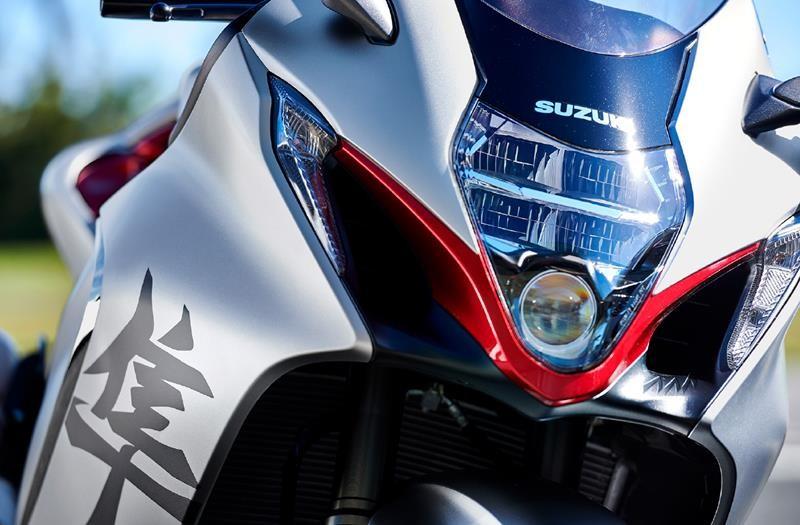 Suzuki Hayabusa 2021 chính thức trình làng