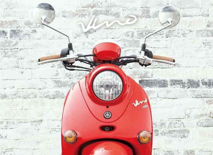 Yamaha Vino 2021 có giá bán công bố hơn 40 triệu đồng tại Nhật Bản