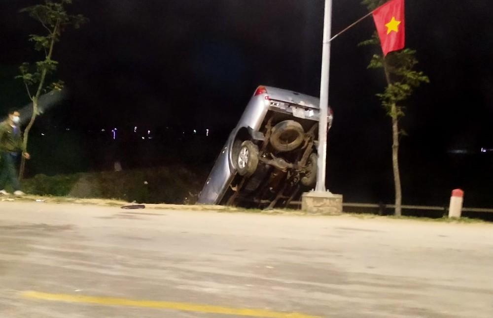 3 người bị thương sau vụ tai nạn liên hoàn này