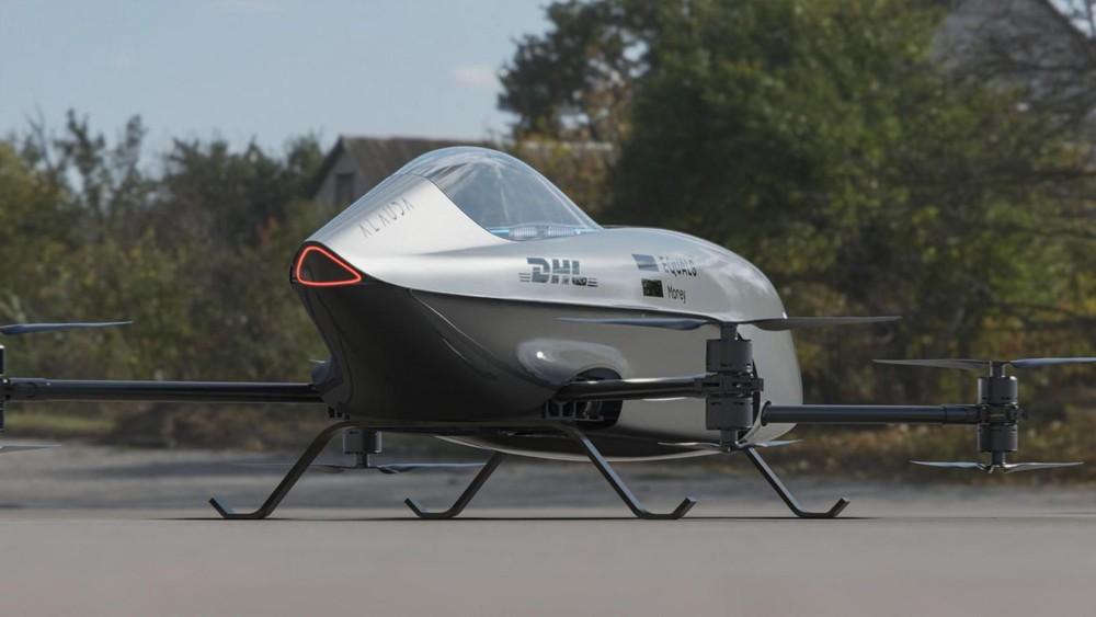 Alauda hi vọng sẽ có thể áp dụng rộng rãi hơncác công nghệ củaAirspeeder Mk3