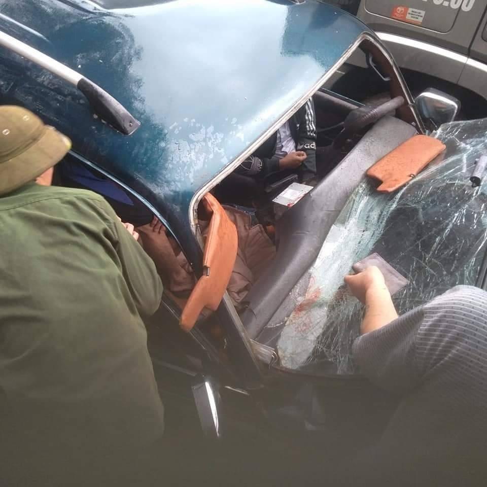 Vụ tai nạn khiến 7 người thương vong