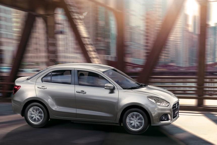 Suzuki Dzire 2021 ra mắt thị trường Philippines