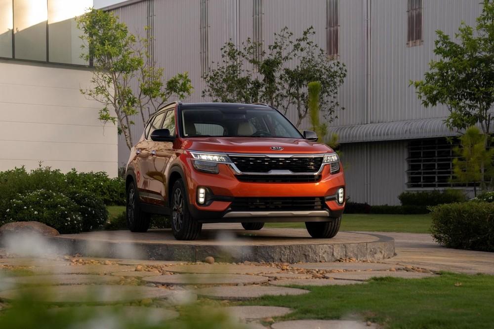 Dù sụt giảm nhưng Kia Seltos vẫn là mẫu xe có sức bán tốt nhất phân khúc SUV đô thị cỡ B.