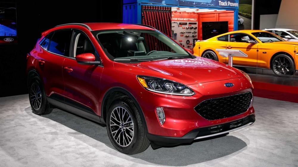 Ford Escape là mẫu xe có lượng xe đời 2020 tồn kho nhiều nhất tại Mỹ vào đầu năm nay