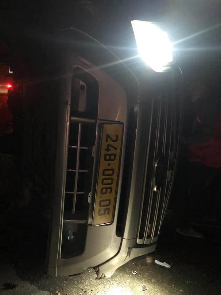 Nguyên nhân của vụ tai nạn được cho là do tài xế cãi nhau với người phụ nữ đi cùng