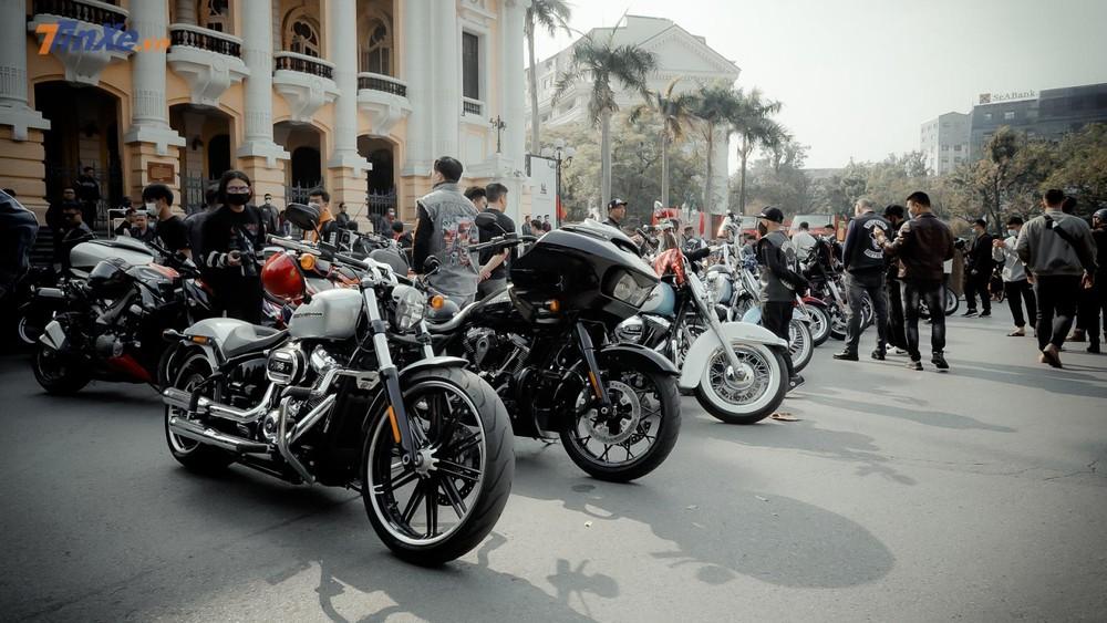 Loạt xe khủng đến từ Harley-Davidson