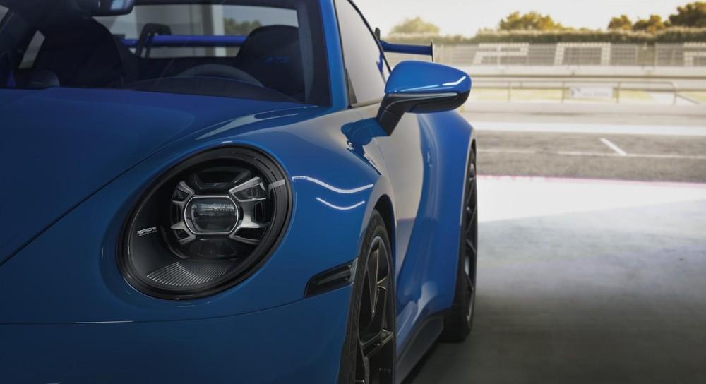Porsche 911 GT3 2022 có cả phiên bản số sàn và số tự động