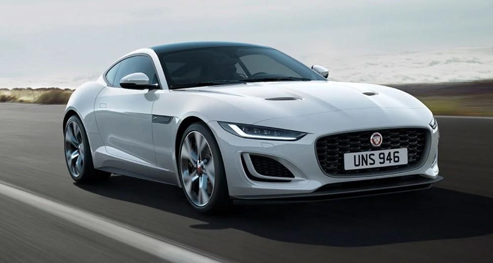 Jaguar F-Type thiết kế trẻ trung, thời trang, thu hút người nhìn.Jaguar F-Type thiết kế trẻ trung, thời trang, thu hút người nhìn.