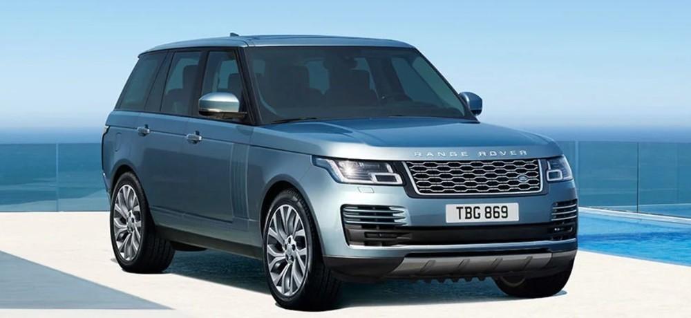 Giá xe Land Rover Range Rover 2021mới nhất tại Việt Nam
