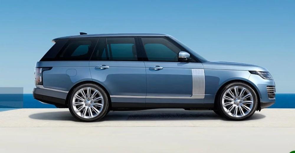 Giá Land Rover Range Rover mới