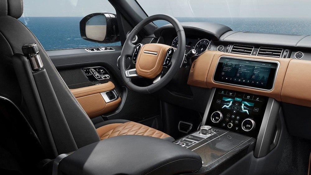 Nội thất Land Rover Range Rover