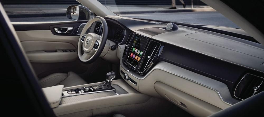 Nội thất xe Volvo XC60 2021