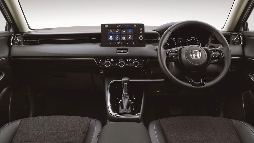 Nội thất bên trong Honda HR-V mới