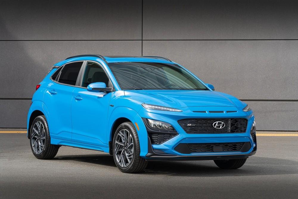 Hyundai Kona N Line 2022