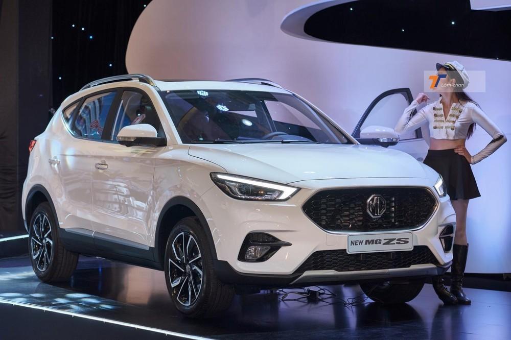 MG ZS 2021 được nhập khẩu từ Thái Lan thay vì Trung Quốc như trước đây.