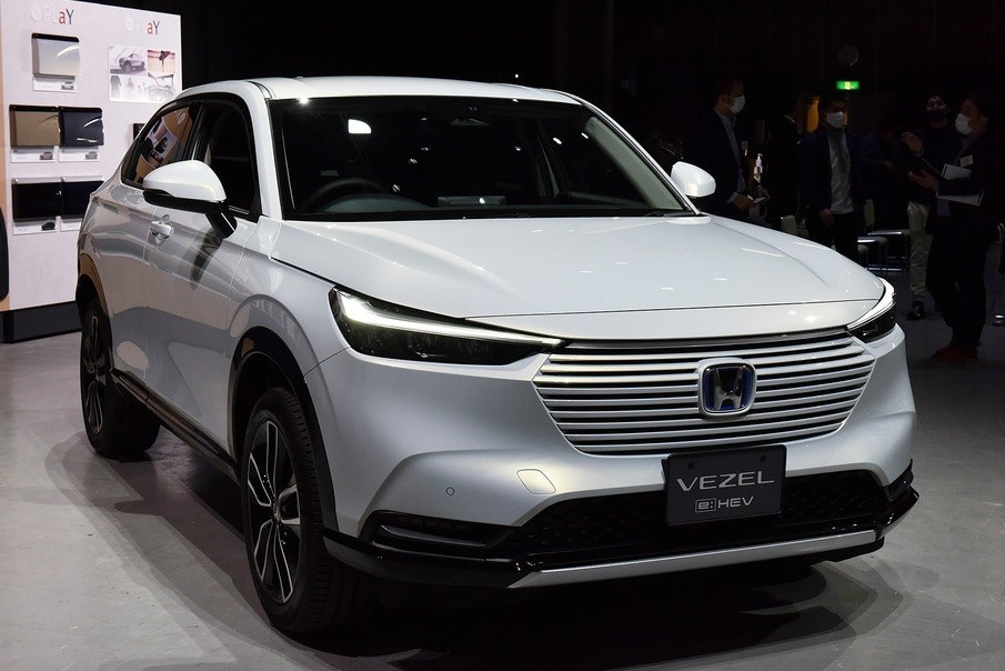 Honda HR-V 2021 có công nghệ an toàn Honda Sensing
