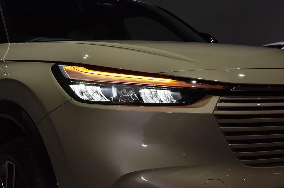 Đèn pha của Honda HR-V 2021