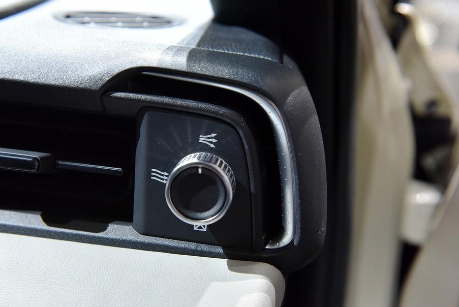 Núm chỉnh cửa gió điều hòa của Honda HR-V 2021