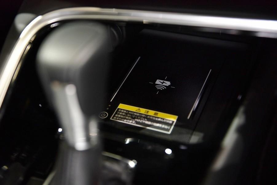Sạc điện thoại thông minh của Honda HR-V 2021