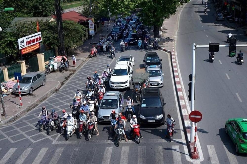 Chế độ lái Eco phù hợp khi điều khiển xe trong nội thành, đường phố đông đúc.